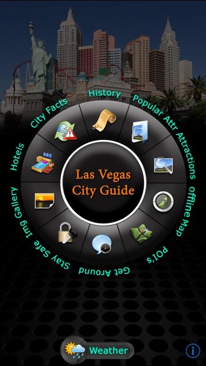 Las Vegas Offline Travel Guide