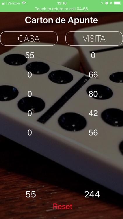 Domino Apunte