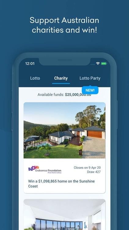 Oz Lotteries screenshot-5