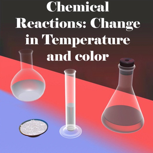 Changes in Temperature & Color