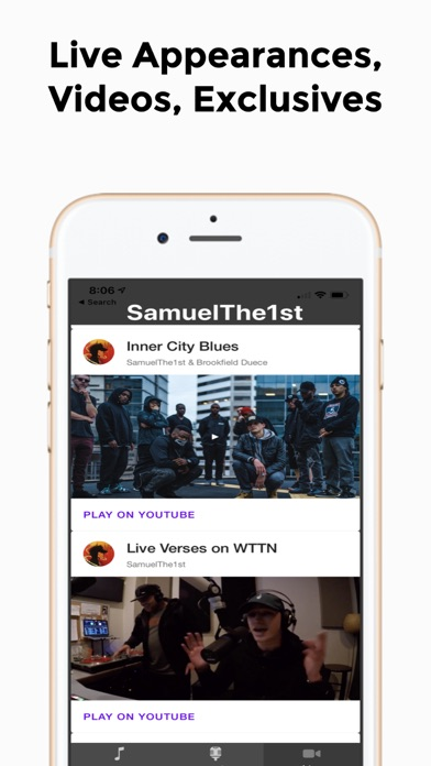 Screenshot for Samuelthe1st in Canada App Store