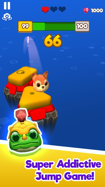 Pop Jump - A Jumping Game screenshot-2