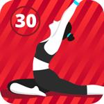 Упражнения на растяжку: шпагат на пк