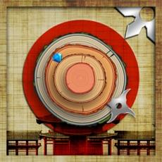 Activities of Ninja Games - Shuriken Throw