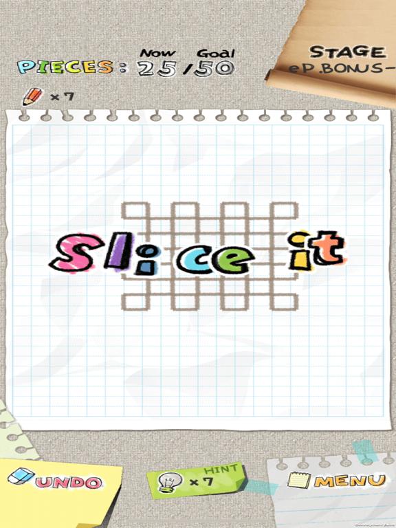 슬라이스 잇!! screenshot 7