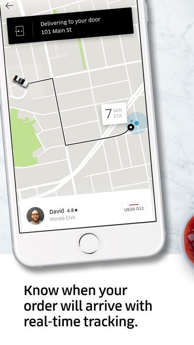 Uber Eats: Food Delivery - AppRecs