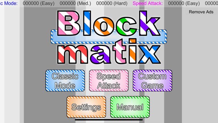 Blockmatix