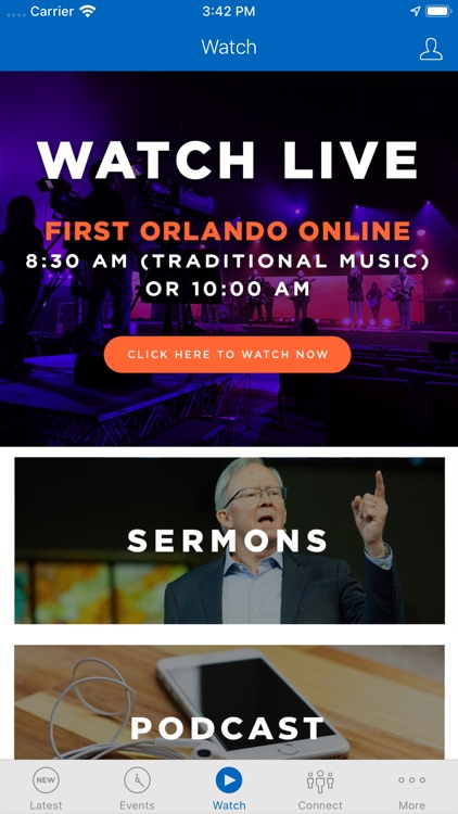 First Orlando