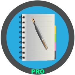 Notepad: notes, checklist Pro