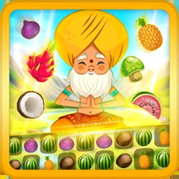 Fruit Candy Indian puzzles