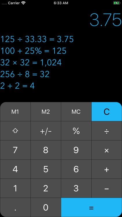 CalcAllot screenshot-7