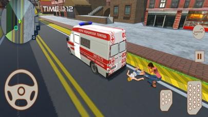 市 救急車 救援 運転のおすすめ画像6