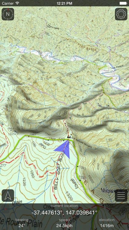 VMS Map Explorer