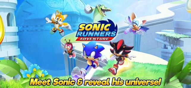 classic sonic sonic runners