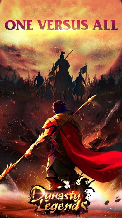 Dynasty Legends:Warriors Unite Screenshot on iOS