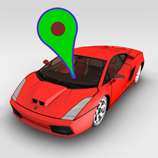‎Find Your Car with AR