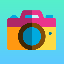 Ícone do app ToonCamera