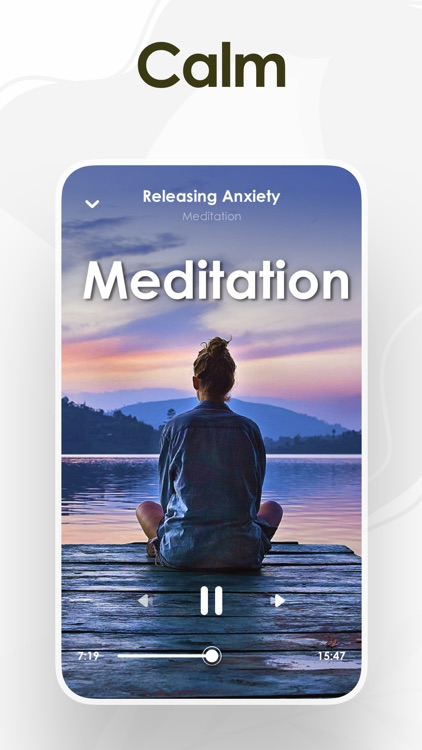 Meditation by Soothing Pod