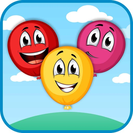 Popping Balloon Pop Game App Data & Review - Education