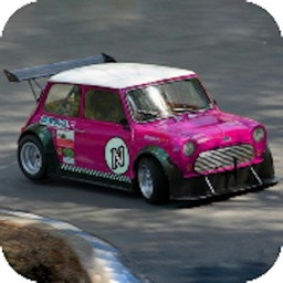 POV Toy Car Driving