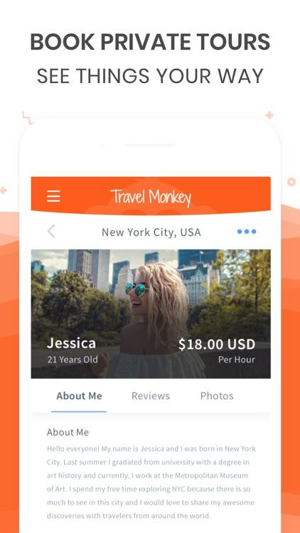 Travel Monkey App screenshot-4