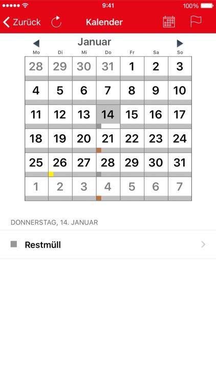 Abfallinfo HOK screenshot-4