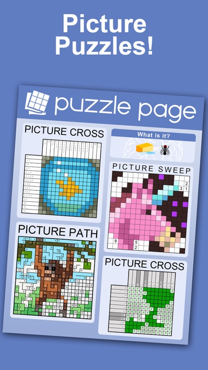 Puzzle Page - Daily Puzzles! screenshot-3