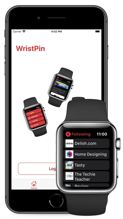 WristPin for Pinterest screenshot-4