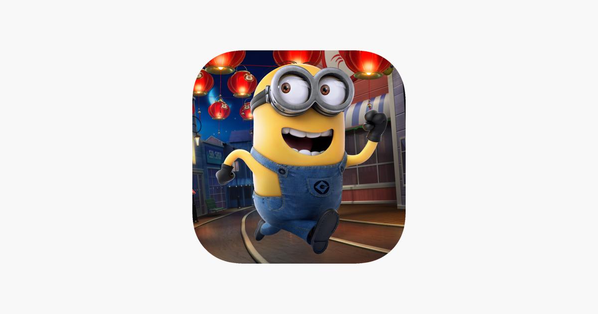 Minion Rush On The App Store