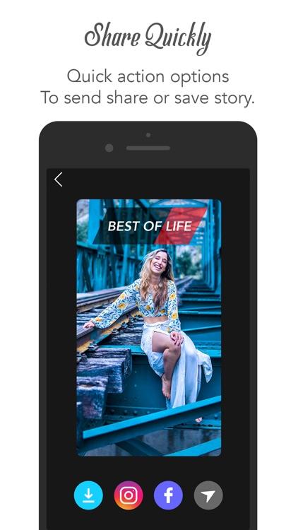 Story - Social Media Ad Editor screenshot-4