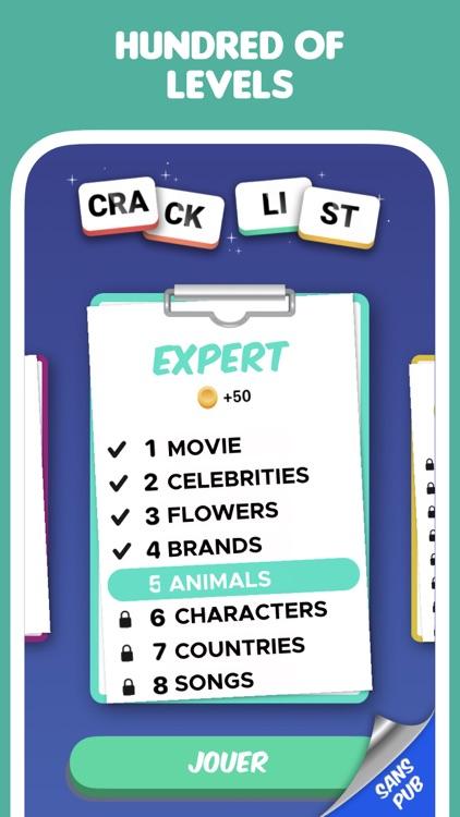 Crack List screenshot-4