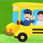 Baby Bus Driving: Toddler Game