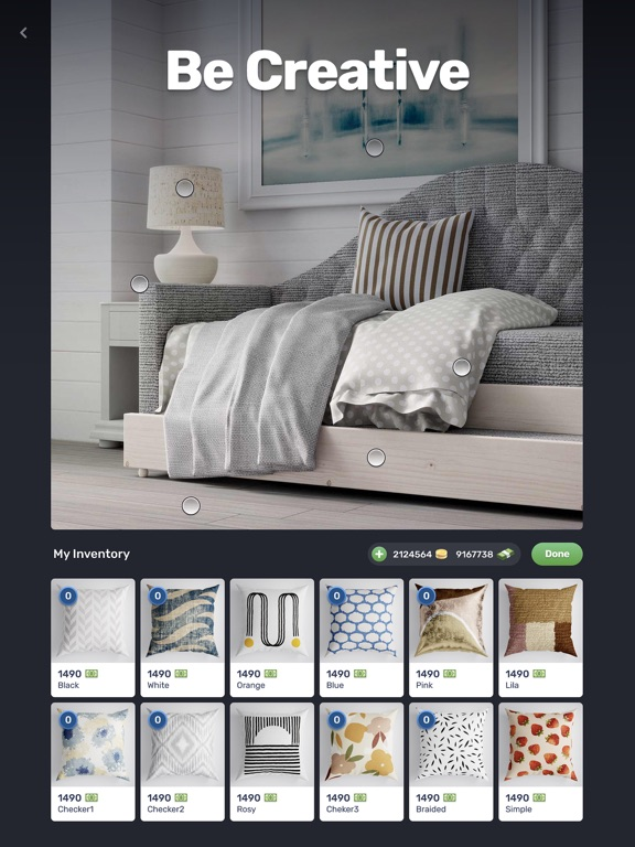 iPad Image of Redecor - Home Design Makeover