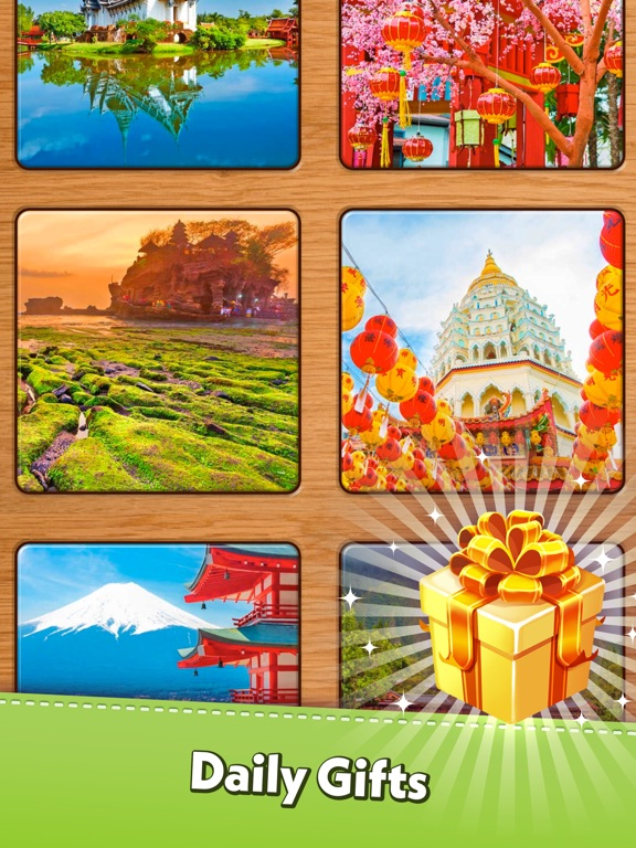 Jigsaw Puzzle-ipad-1