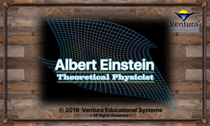 Albert Einstein • Physicist