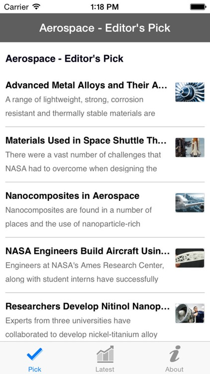 Aerospace by AZoNetwork