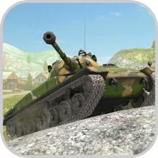Activities of World War:Tank Battles City