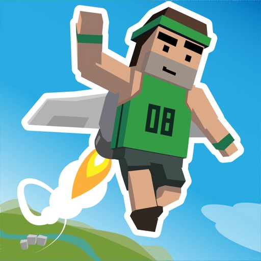 Jetpack Jump icon