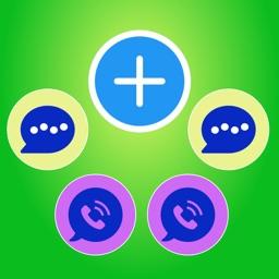 Parallel App: Multiple Account
