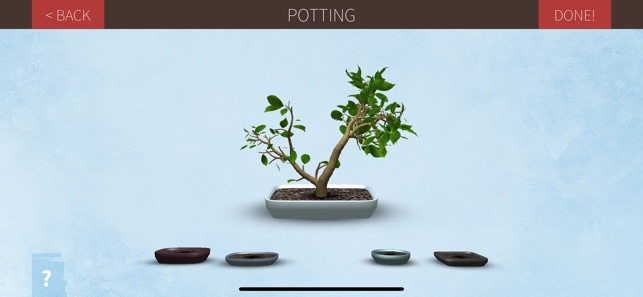 Make A Bonsai On The App Store