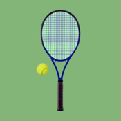 ProTracker Tennis. icon