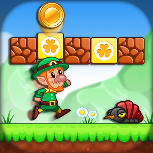 Lep's World - Jump n Run Games iOS App