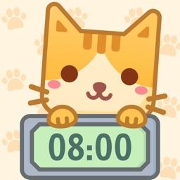 Meow Clock - Keep focused
