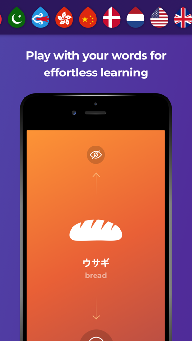 Drops: Fun Language Learning Screenshot