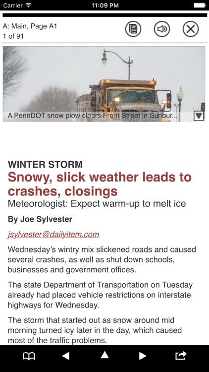 The Daily Item- Sunbury, PA screenshot-4