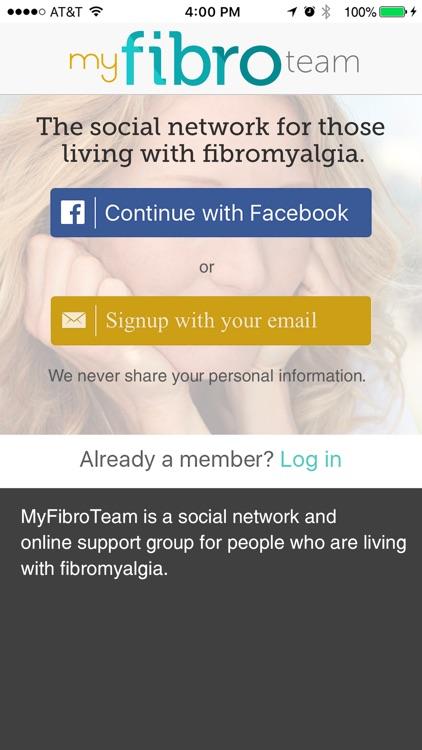 Fibromyalgia Social Network