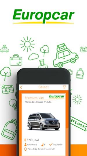 Carla - Location de voiture dans l'App Store