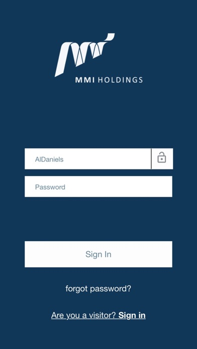 Screenshot for Inside MMI in United States App Store