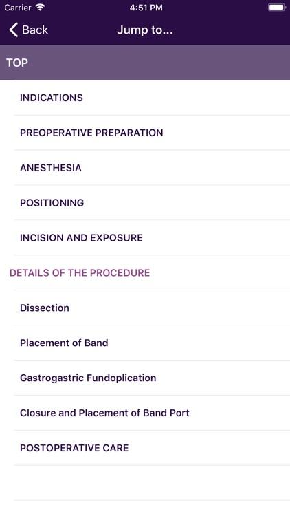 Atlas of Min. Invasive Surgery screenshot-4