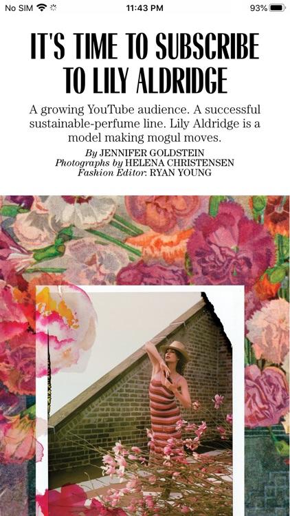 Marie Claire Magazine US screenshot-3